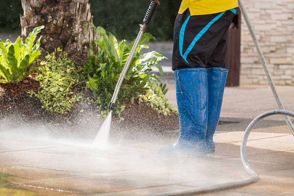 Surfaces Safe To Clean With Pressure Washers Wacer